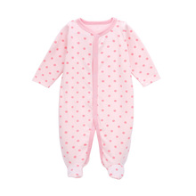 Uniesx Newborn Baby Rompers Clothing Infant Jumpsuits 100%Cotton Children Girls&Boys Clothes
