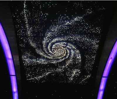 Custom made led plastic fiber optic star ceiling light kit side glow custom made led plastic fiber optic star ceiling light kit side glow cable light engine for hotel home night clubs stage decor in optic fiber lights from aloadofball Image collections