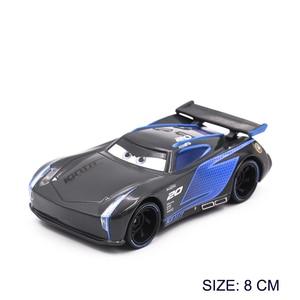 Image 3 - 1:55 Disney Pixar Cars 3 2 Metal Diecast Car Toy Lightning McQueen Jackson Storm Combine Harvester Bulldozer Kids Toy Car Gift