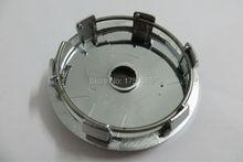4 pcs * para mazda 61mm roda hub caps emblema do carro emblema etiqueta prata centro capa para mazda 2 3 cx-5 cx-7 6 atenza axela CX-8