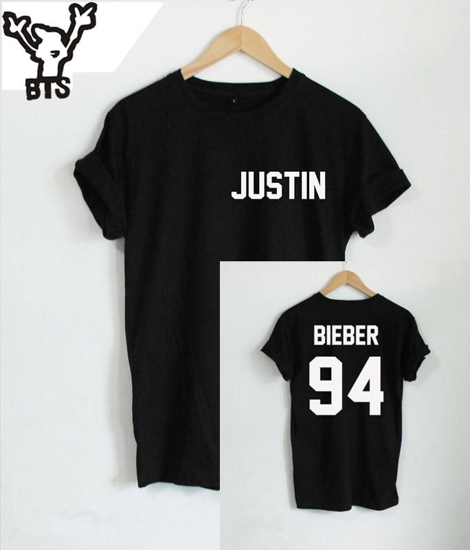 BTS 2017 fashio T Shirt Women Band Tshirt Rock Hip Hop Short Sleeve Name And Age T-shirt Tumblr Clothing Tee Shirt 4XL