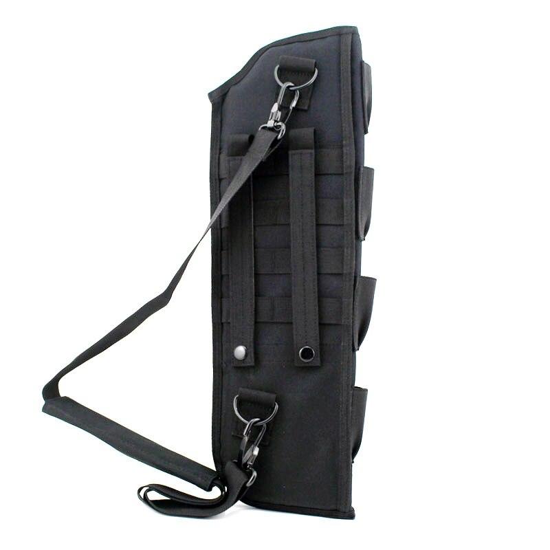 Image 5 - Tactical Shotgun Rifle Long Carry Bag Hunting Bag Gun Bag Scabbard Gun Protection Case Backpack Shoulder Sling Case Holster-in Holsters from Sports & Entertainment