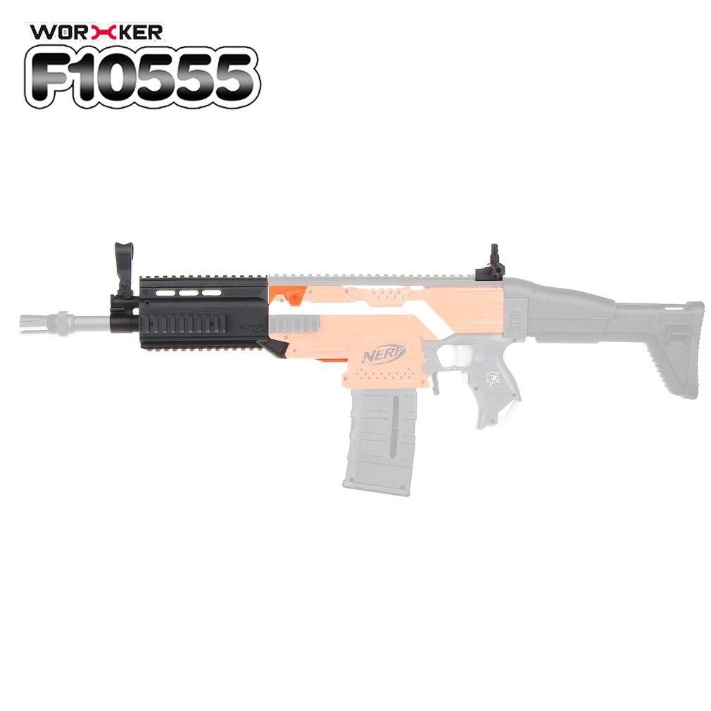 Hot! No 152 STF 3D Impression Modulaire Baril Kit Approprié pour Nerf Stryfe Jouets Léger Cadeaux Jouets pour Les Joueurs de Jeux