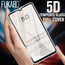 5D Curved Full Cover Tempered Glass For P30 Pro Screen Protector For Huawei P20 P30 Lite P smart 2019 Honor 7A 8X 10 9 Lite Film(China)