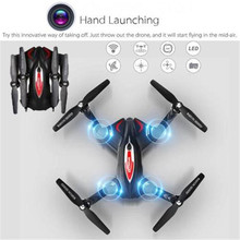 FPV Real Time font b Drone b font UAV Quadcopter Folding WiFi Wireless RC Remote Control