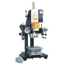 JL-90-1 пневматический горячий штамповочный станок/тиснение машина/автоматическая подача бумаги/печатная марка/визитная карточка/кожа