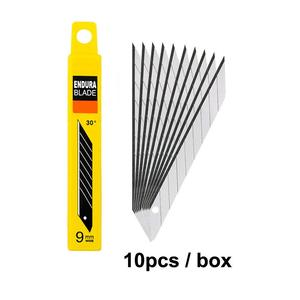 Image 3 - Ferramentas de raspagem do carro, 4 pçs/set envoltório de vinil ferramentas de raspar o veículo, kit de instalação de cortador, faca, estilização do carro, acessórios