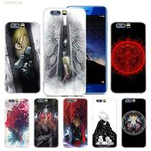 FullMetal Alchemist Anime Case for Huawei Honor 8 9 10 lite 7X 6A 6X 6C Pro TPU Silicone Phone Cover Fundas Capa Coque(China)