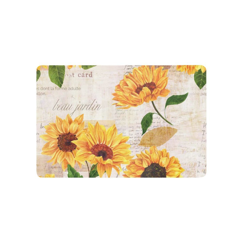 sunflower kitchen mat promotion shop for promotional