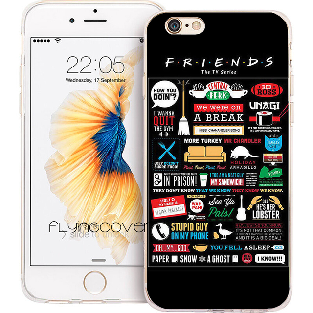 iphone x coque friends