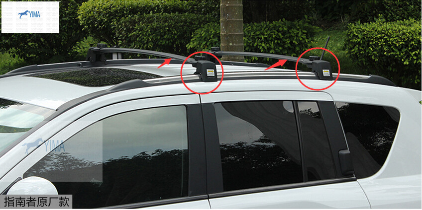 Exceptional New For Jeep Compass 2011 2016 Roof Luggage Rack Cross Bars OEM Model In Roof  Racks U0026 Boxes From Automobiles U0026 Motorcycles On Aliexpress.com | Alibaba  Group