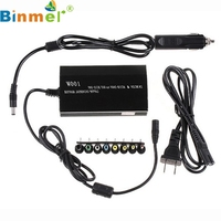 Top Quality Universal For Laptop Adaptor In Car DC Charger Notebook AC Adapter Power Supply 100W
