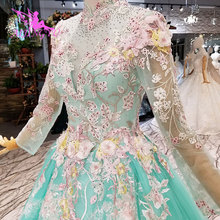 AIJINGYU Guangdong Drees Gown With Train Wedding Dress 2018