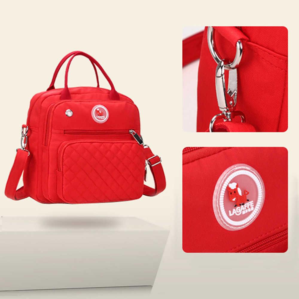 Детская сумка для пеленки для мамочек для ухода за ребенком пеленки для мамы водонепроницаемый подгузник рюкзак большой емкости Сумки для коляски MOOB