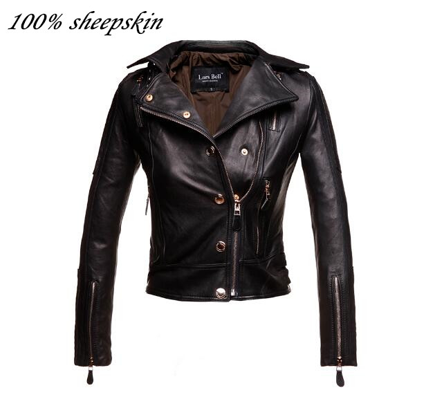 Womens Real Leather Jackets rIAoKC