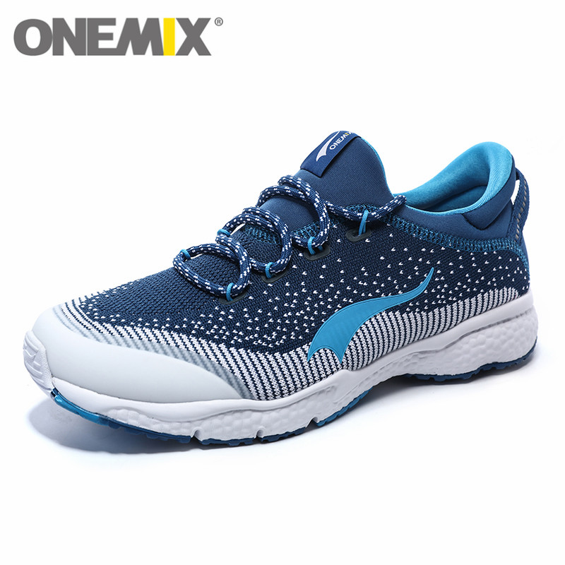 2016 Onemix Air Fly Mens Running Shoes for Men Breathable Lightweight Cushioning Sneaker Trainers Jogging Racer Free Shoes 2017brand sport mesh men running shoes athletic sneakers air breath increased within zapatillas deportivas trainers couple shoes