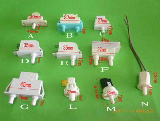 refrigerator parts fridge door switch type B thyssen parts leveling sensor yg 39g1k door zone switch leveling photoelectric sensors