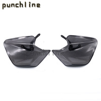 Fit For Yamaha NMAX 155 nmax 125 150 XMAX 125 400 X MAX 250 300 NVX 155 AEROX 155 Handguards Motorbike Hand Guards Protective