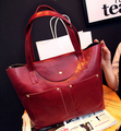 ETN BAG hot sale women pu leather handbag female vintage bag lady large tote