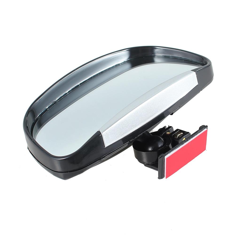 2 stk Køretøj Sort farve Blind spot Spejle Bilsiden bagfra Spejle - Bilreservedele - Foto 6