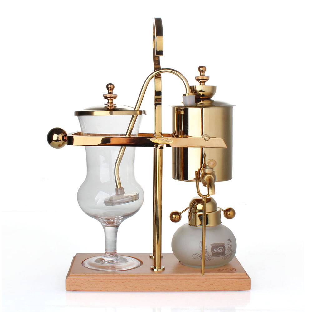 Syphon Coffee Maker For Hario Nouveau Nca 3 Belgium Royal Golden 450cc Vacuum On Aliexpresscom