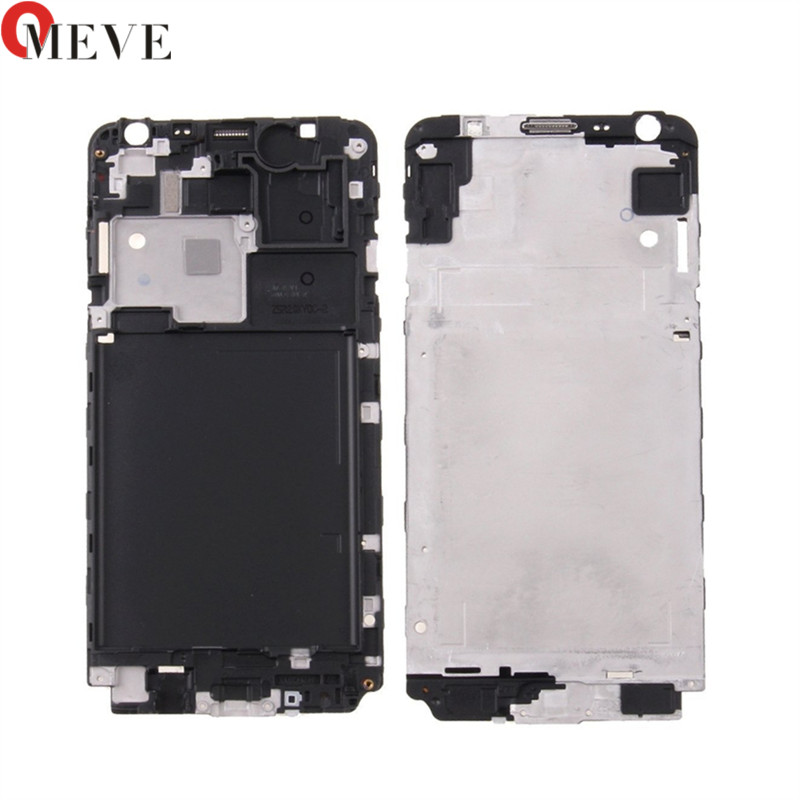 Front LCD Housing Middle Faceplate Frame Bezel for Samsung Galaxy J7 SM-J700F J700