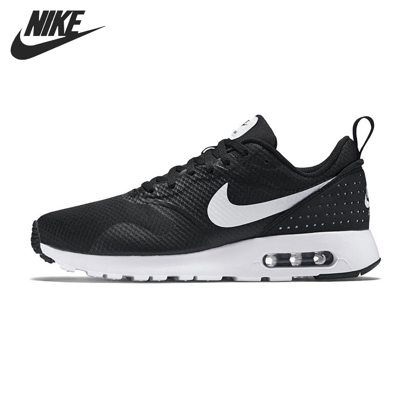 NIKE Original New Arrival Mens AIR MAX TAVAS  Breathable Low Top Running Shoes Sneakers For Men nike original air max mens sneakers running shoes breathable sneakers shoes outdoor 819300 102