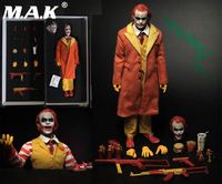 Предварительный заказ полный набор 1/6 рисунок Бэтмен Джокер Джаред Лето дядя Burger Junk еда клоун фигурку сборные игрушки