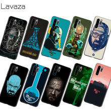 Lavaza Breaking Bad Case untuk Huawei P8 P9 P10 P20 P30 Y6 Y7 Y9 Lite Pro P Smart Nova 2i 3i Mini 2017 2018(China)