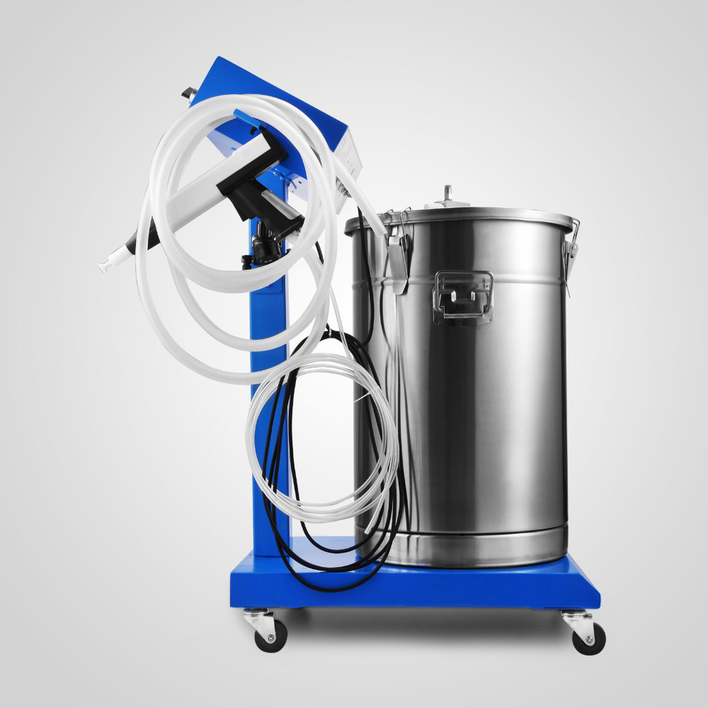Powder Coating System Machine Equipment industrial Manual 50W WX-958 45L