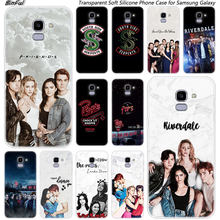 Riverdale South Side Ular Silikon Lembut Case untuk Samsung Galaxy J8 J6 J4 2018 J2 Inti J5 J6 J7 Perdana j3 2016 2017 Uni Eropa J4 PLUS(China)