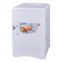 CB-D068 портативная морозильная камера 13.5л мини-холодильник автомобильный домашний компактный автомобильный холодильник 12/220 в
