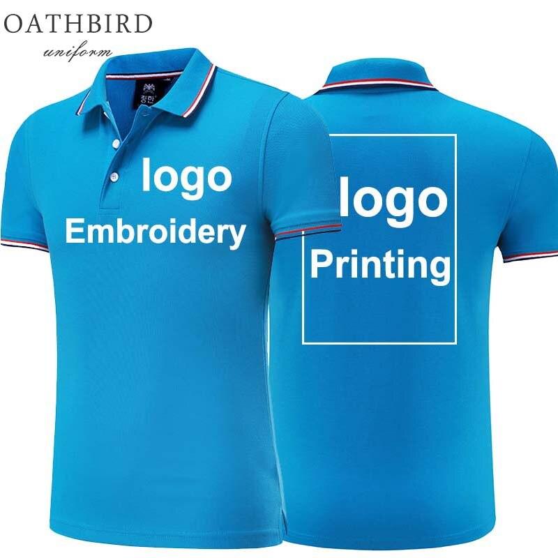 Customized Logo Embroidery/printing Housekeeping Uniform Polo Shirt