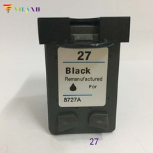 Vilaxh compatible Ink Cartridge replacement for HP 27 DeskJet 3320 3323 3325 3420 3425 3550 3650 PSC 1315 printer ink cartridge