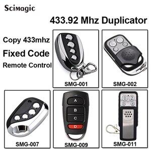 Image 1 - DITEC mando a distancia de repuesto GOL4C, transmisor clon de 433,92/433MHz, clave de código fijo, fobs