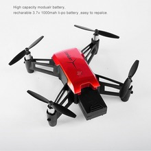 Drone WiFi Quadcopter Drone 720P HD Camera Mobile Remote Control Headless Mode Helicopter Mini Drone