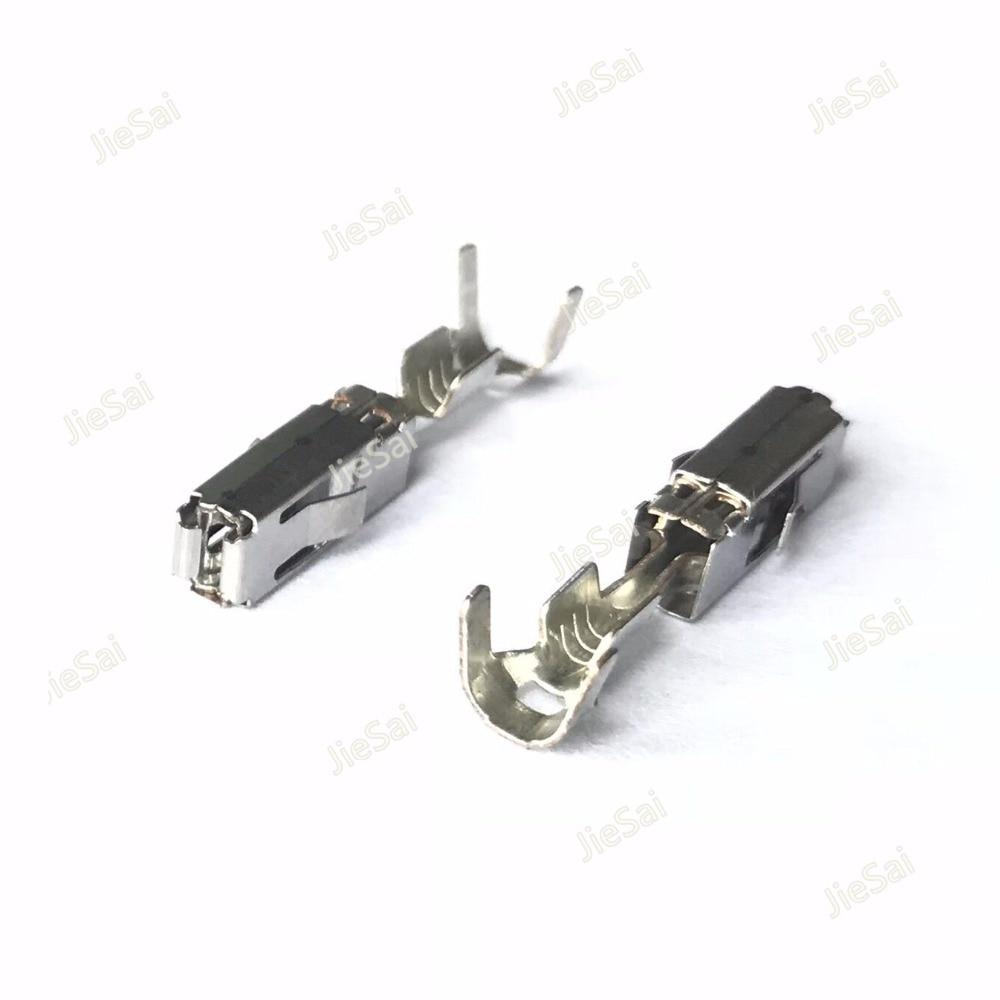 967542 1 Female Terminal 3.5 Series Pins Car Splices Wire Terminal ...