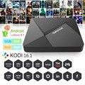DOLAMEE D5 Android 5.1 TV Box 1 GB/GB RK3229 Rockchip Quad-core 2.4 Г Wi-Fi Коди 16.1 Полностью Загружен 4 К HDMI Streaming Media плеер