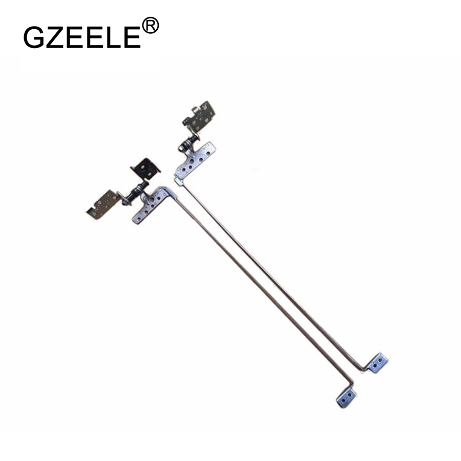GZEELE New For Lenovo IdeaPad P580 P585 Series LCD Hinges DC330014L20 DC330014L30 Left & Right 1 Pair