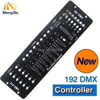 192 DMX Controller Stage Lighting DJ Equipment DMX Console For LED Par Moving Head Spotlights DJ