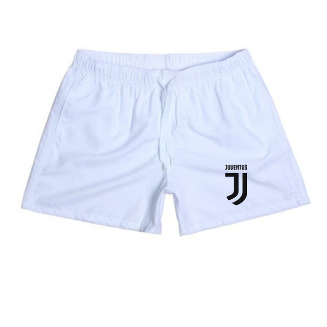 25d345a58 Brand Summer New Casual Shorts Men Fit Juventus Printed Available .
