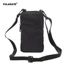 FULAIKATE Спортивная универсальная сумка-кошелек для iphone 6, 7 Plus, портативный чехол для скалолазания, для iphone 6S, наплечная сумка для мобильного телефона, кобура