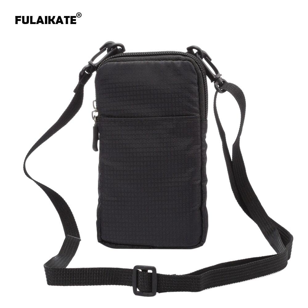 FULAIKATE SPORT Universal Brieftasche Tasche für iphone6 7 Plus Klettern Tragbare Fall für iPhone 6 s handy umhängetasche holster