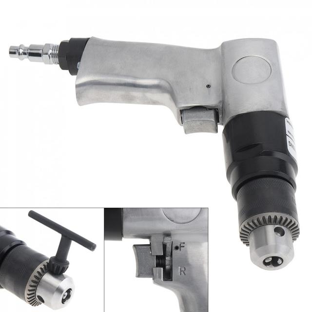 "AD 102 1/4 ""1700rpm حفر ايجابي من نوع مسدس مدسرة بالهواء المضغوط مع مفتاح ربط تشاك وموصل حربة لحفر الثقب"