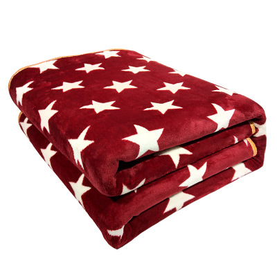 150*70cm Flannel Soft Plush Electric Blanket Heating Winter Mat Bed Heating Thermostat Pad Carpet super soft flannel dense forest blanket