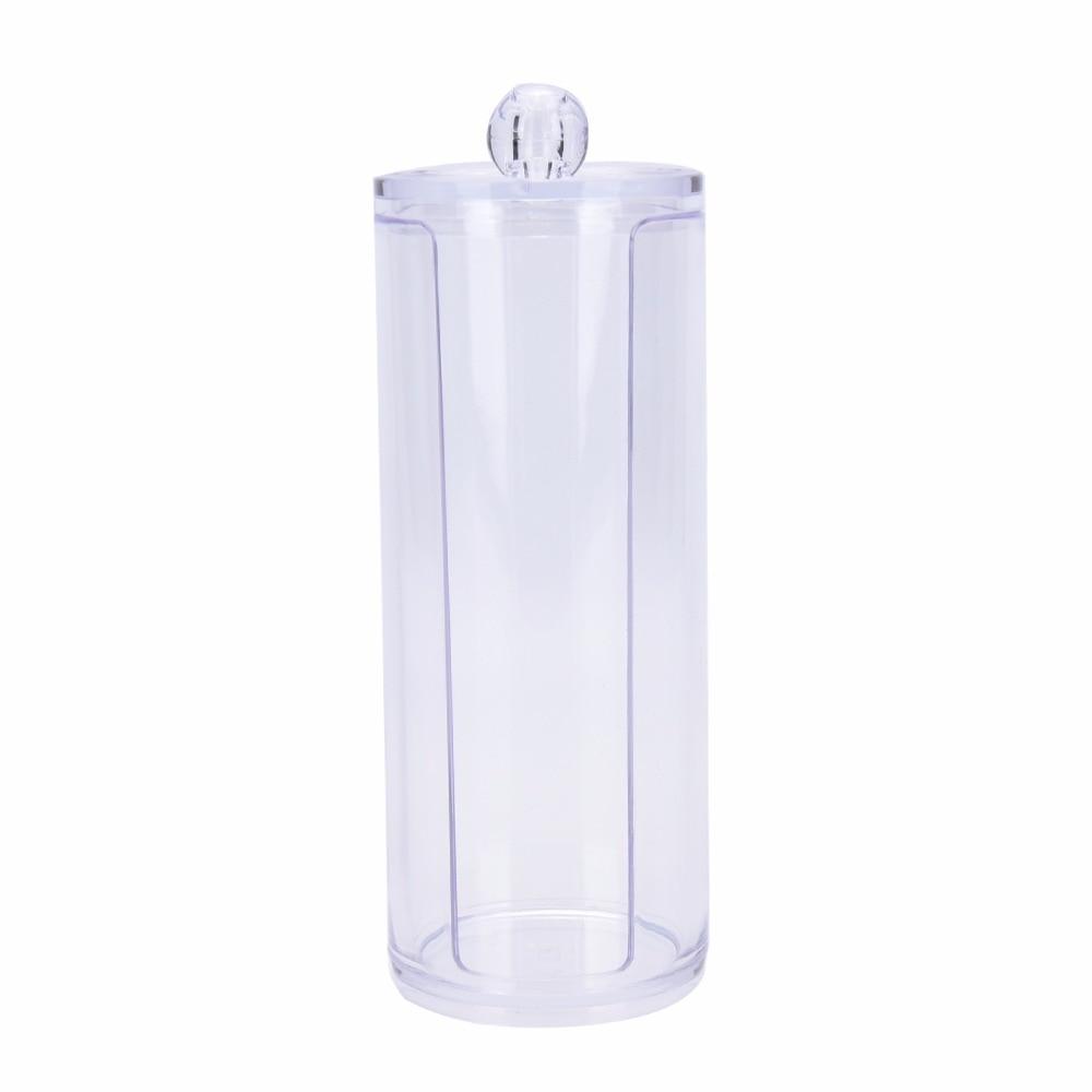 1Pcs Popular Clear Q Tip Storage Holder Cosmetic Makeup Case Cotton Pad  Swab Box Organizer In Pill Cases U0026 Splitters From Beauty U0026 Health On  Aliexpress.com ...