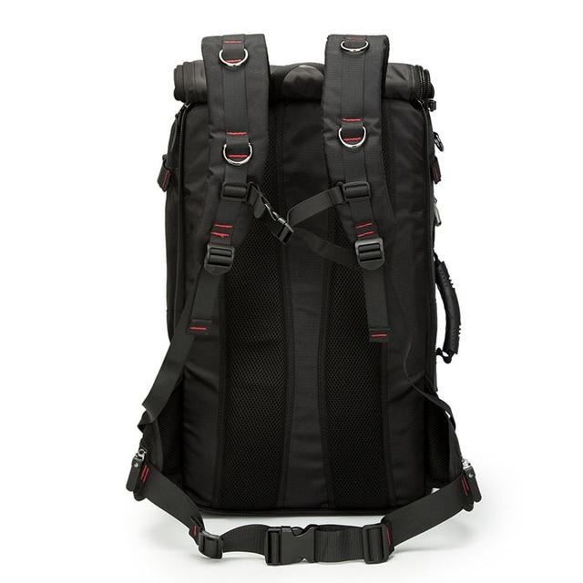 MAGIC UNION 20 inch Men Backpack Travel Bag Large Capacity Versatile Utility Mountaineering Multifunctional Waterproof Backpacks 2