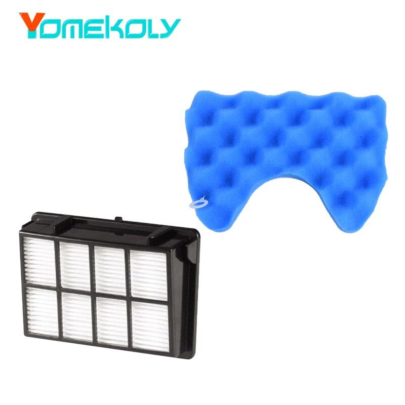 купить Filter spare parts Set Kit Of Filters And Sponge Filter for samsung DJ97-00492A SC6520 SC6530 SC6540 SC6550 SC6560 /70/80/90 по цене 679.98 рублей