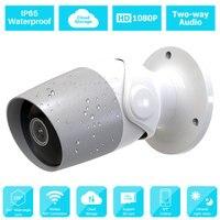 1080P WiFi Camera Outdoor IP Camera Wi Fi Built in Antenna IP65 Waterproof Surveillance Wireless Camera Home Security Monitor