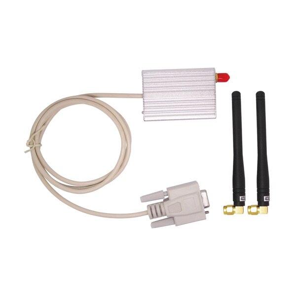 2pcs / lot SV614 1400m 거리 433MHz 100mW RS232 / DB9 - 통신 장비 - 사진 5